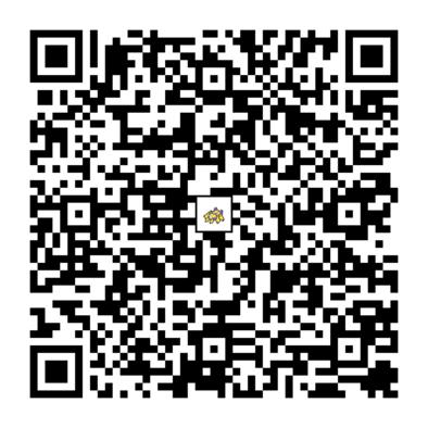 デンチュラのQRコードの画像