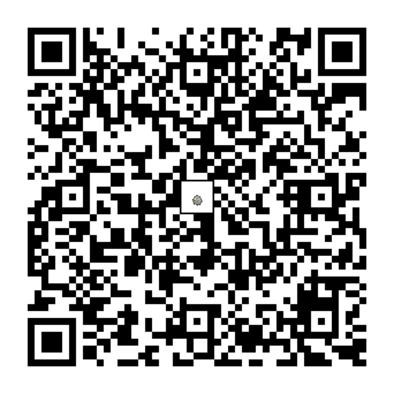 テッシードのQRコードの画像