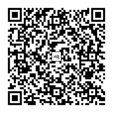ナットレイのQRコードの画像