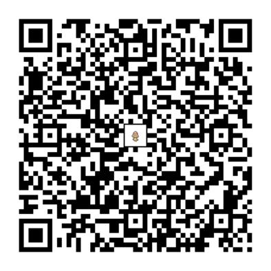 オーベムのQRコードの画像