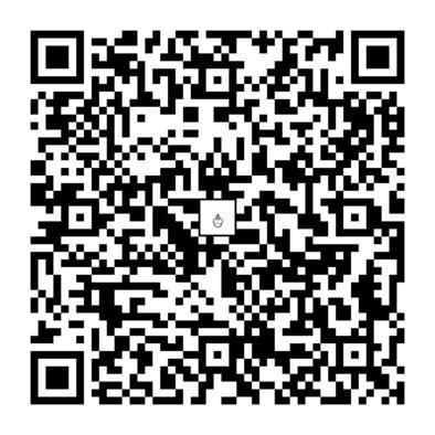 ヒトモシのQRコードの画像