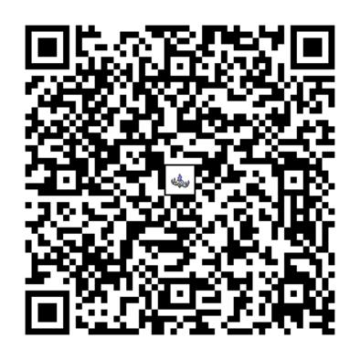 シャンデラのQRコードの画像