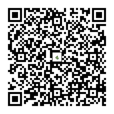 キバゴのQRコードの画像