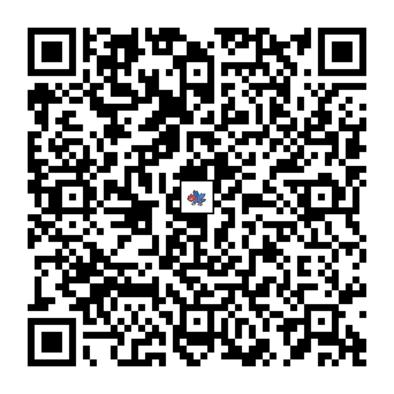 クリムガンのQRコードの画像