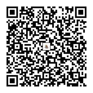 キリキザンのQRコードの画像