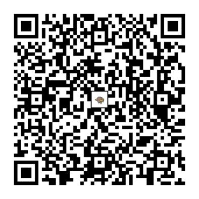 バッフロンのQRコードの画像