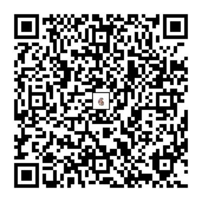 バルジーナのQRコード