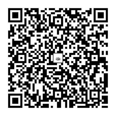 アイアントのQRコードの画像