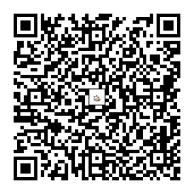 メラルバのQRコード