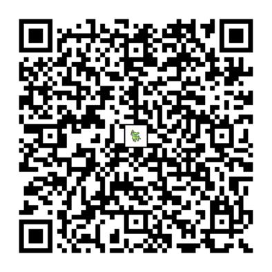 ビリジオンのQRコードの画像