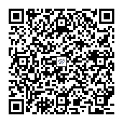 レシラムのQRコードの画像