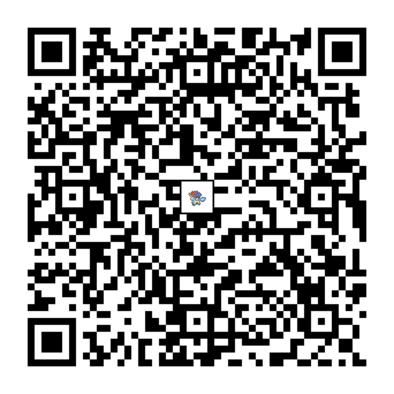ケルディオのQRコードの画像