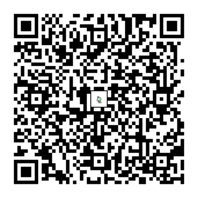 メロエッタのQRコード