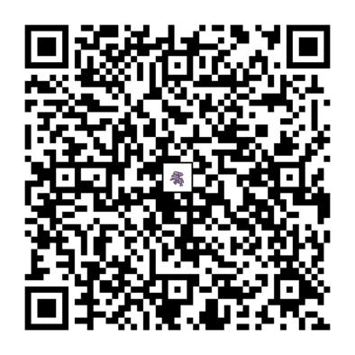 ゲノセクトのQRコードの画像