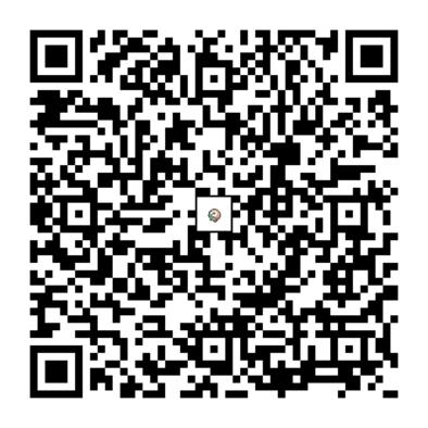 モクローのQRコードの画像
