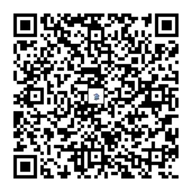アシマリのQRコードの画像
