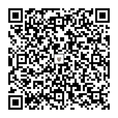 イワンコのQRコード画像