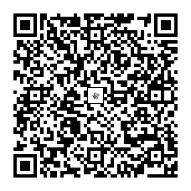 ネッコアラのQRコードの画像