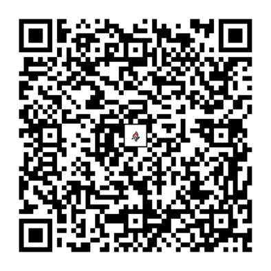 ツツケラのQRコードの画像