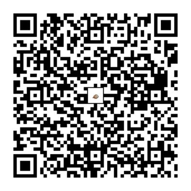 アゴジムシのQRコードの画像
