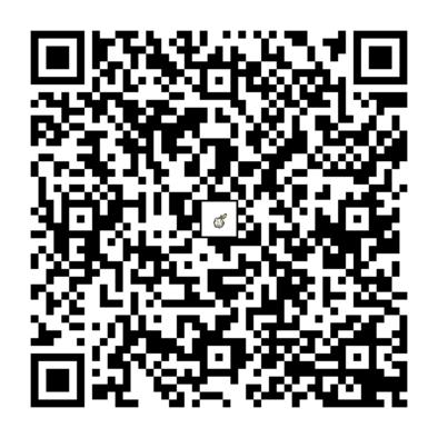 トゲデマルのQRコードの画像