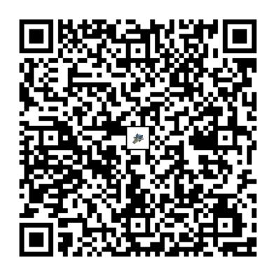 クワガノンのQRコードの画像