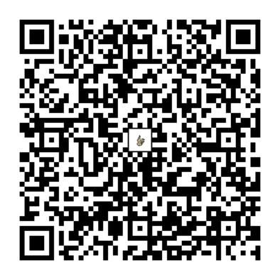 ミミッキュのQRコードの画像