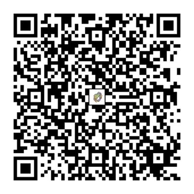 キュワワーのQRコード画像