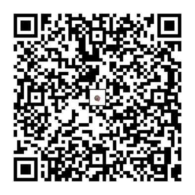 メテノのQRコードの画像