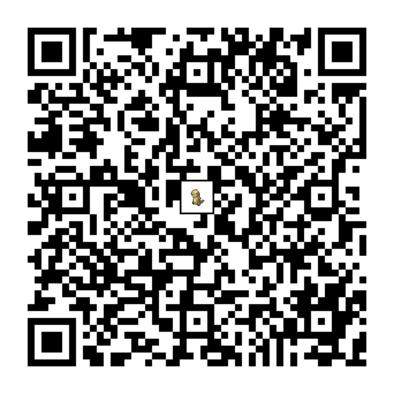 デカグースのQRコードの画像