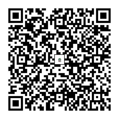 カリキリのQRコードの画像