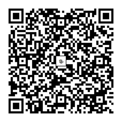 ニャース(アローラのすがた)のQRコード画像