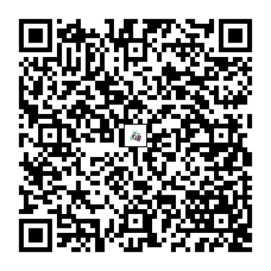 ガラガラ(アローラのすがた)のQRコード画像