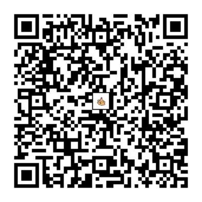 シロデスナのQRコードの画像