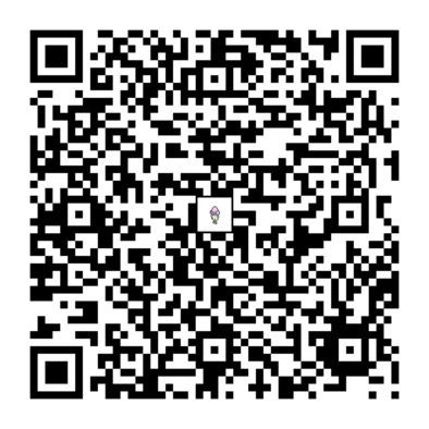 ネマシュのQRコードの画像