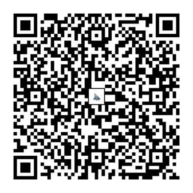 マケンカニのQRコードの画像