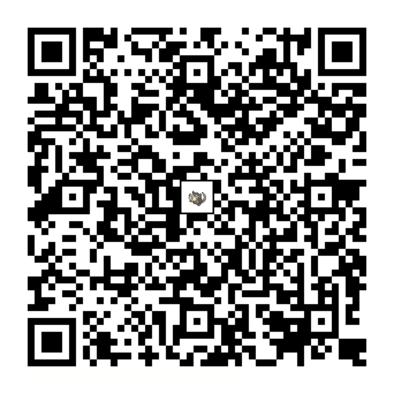 ラッタ(アローラのすがた)のQRコードの画像