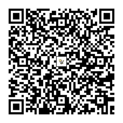 ジャラコのQRコードの画像