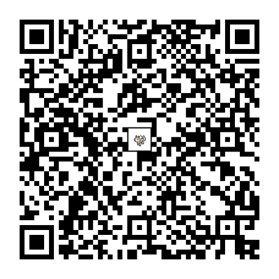 ルガルガン(まひるのすがた)のQRコードの画像