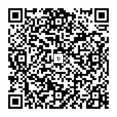 フクスローのQRコードの画像