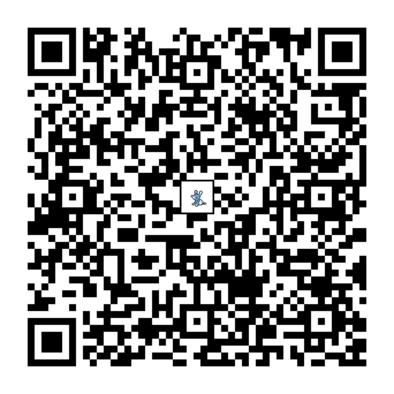オシャマリのQRコードの画像