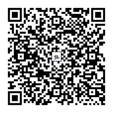 ゲッコウガ(サトシゲッコウガ)のQRコードの画像