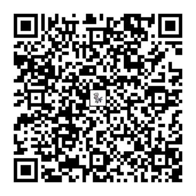 シルヴァディのQRコードの画像