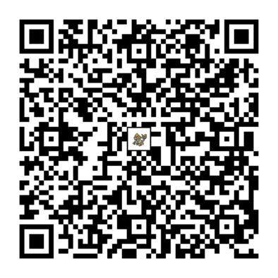 ジャラランガのQRコードの画像
