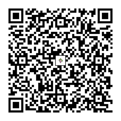 アママイコのQRコードの画像