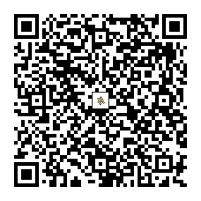 アマージョのQRコードの画像