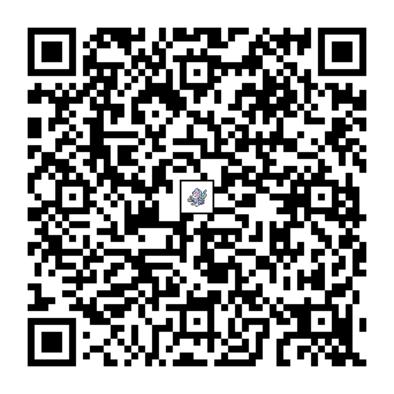 アシレーヌのQRコードの画像