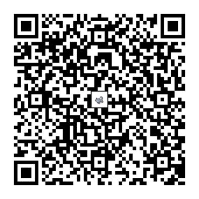 ペルシアン(アローラのすがた)のQRコード画像
