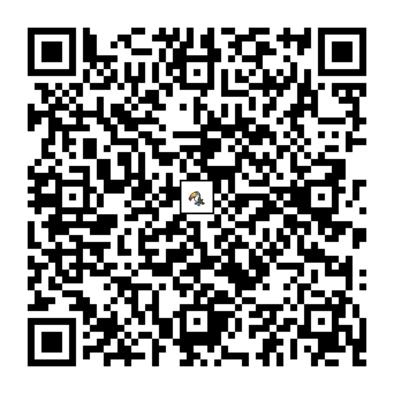 ドデカバシのQRコードの画像
