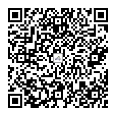 ケケンカニのQRコード画像